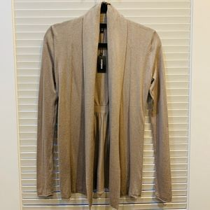 Express Long Sleeve Open Cardigan XS